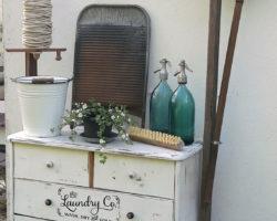 Laundry Co. – Ein Waschplatz im Garten