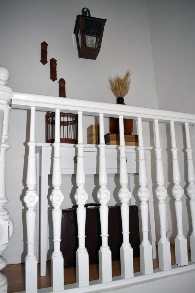treppenhaus deko