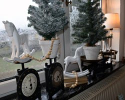 It`s beginning to look a lot like Christmas im Esszimmer
