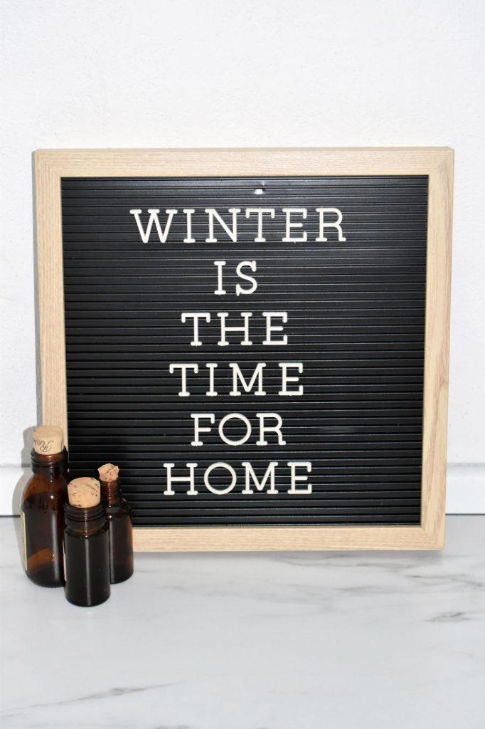 winterdeko kueche landhaus