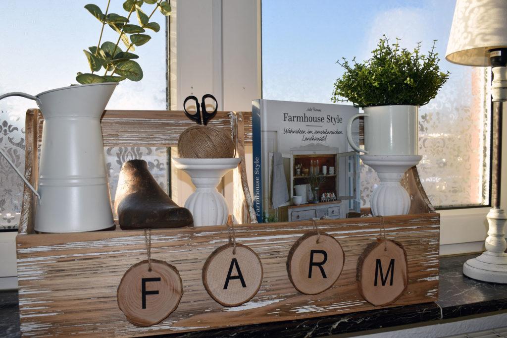 landhausdeko farmhouse esszimmer